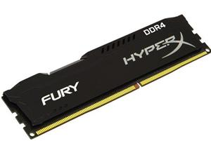 KingSton HyperX FURY DDR4 8GB 2400MHz CL15 Single Channel Desktop RAM